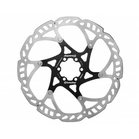 SwissStop Catalyst Brake Disc 6-hole, silver